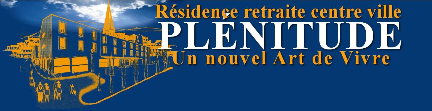 Logo Résidence Plénitude